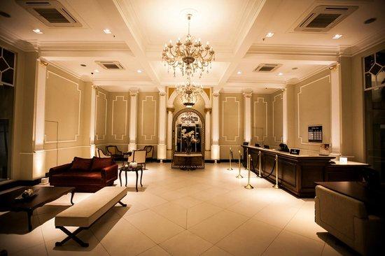 Grande Hotel Petrópolis: Recepção