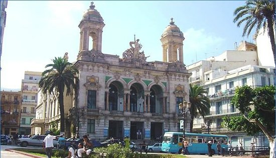 Le Theatre d'Oran