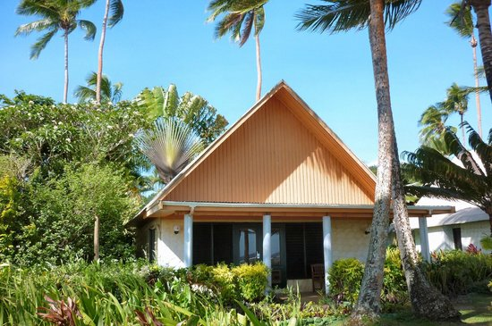 Fiji Hideaway Resort & Spa: Typical Bure