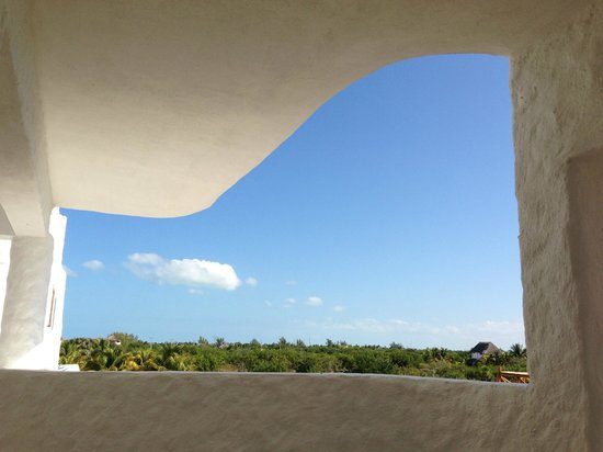Casa BlatHa : View to the inland...