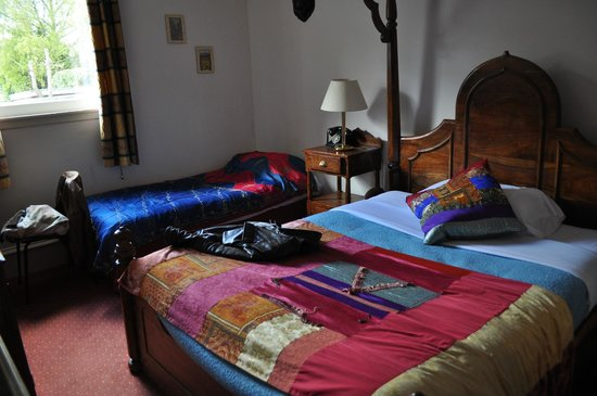 The Original Raj Hotel : Номер