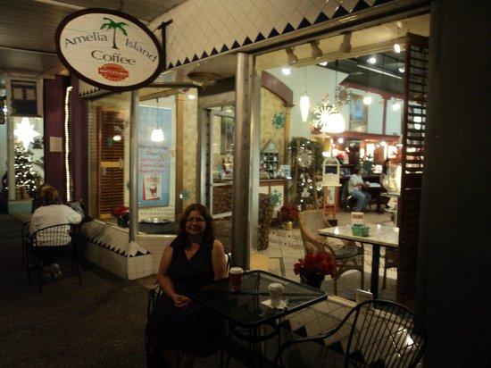 Amelia Island Coffee Fernandina Beach Restaurant