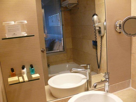 Crowne Plaza Hotel Ankara: Toilet