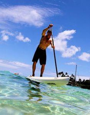 Blue Planet Surf: Racing on the North Shore on July 4th