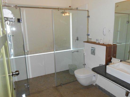 Springdale Heritage: Nice bathroom