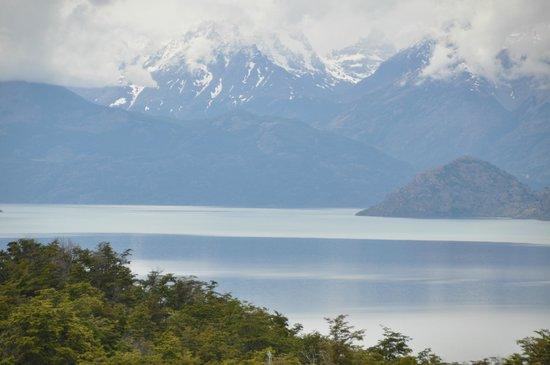 El Mirador de Guadal: View at the lake