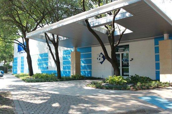 blue baker is located in the arboretum 10000 research blvd rh tripadvisor com