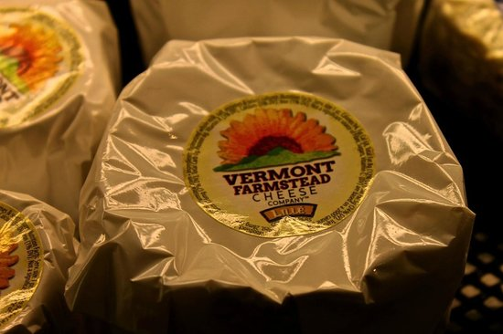 The Cheese Board: Vermont Farmstead's Lile Coulommier's
