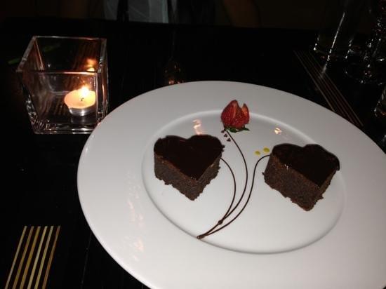 InterContinental Mauritius Resort Balaclava Fort: candle light dinner