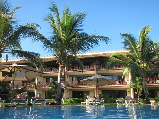 Baobab Beach Resort & Spa: Maridadi is nice; but TV only offers news and sports