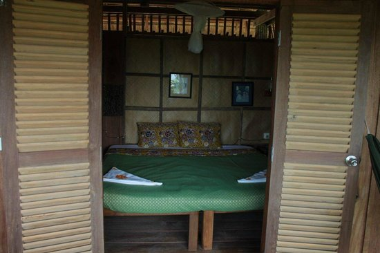 Le Bout du Monde - Khmer Lodge: Chambre Sovann
