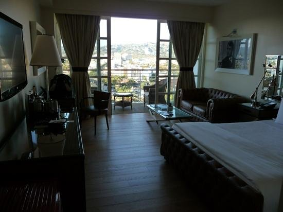 Mr. C Beverly Hills: Blick ins Zimmer 914