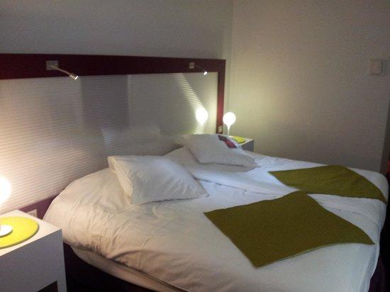 Mercure Strasbourg Centre : Chambre 2