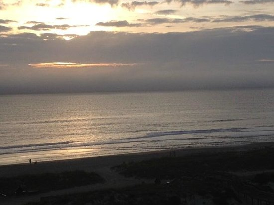 The Ritz-Carlton, Amelia Island: sunrise from our balcony