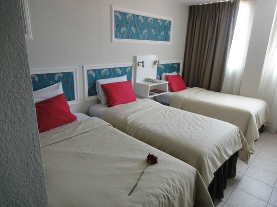 San Marco Hotel and Casino: Triple Room Superior
