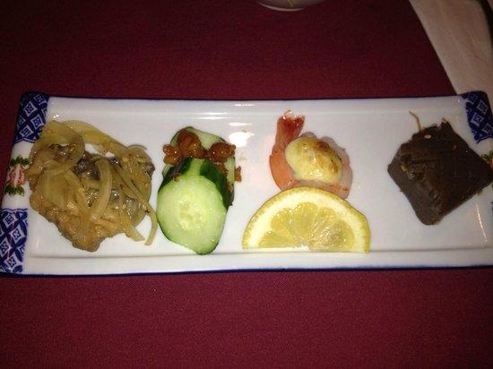 Yoshitsune Restaurant: combo