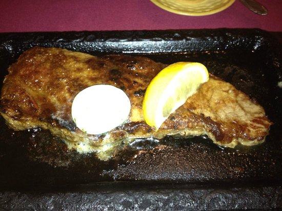 Yoshitsune Restaurant: sirloin