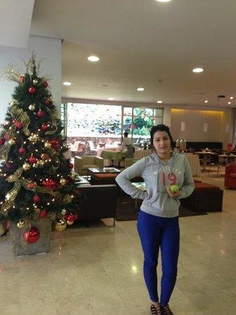 Hotel Poblado Alejandria: lobby