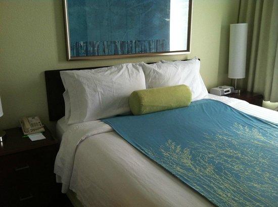 SpringHill Suites Dallas Addison/Quorum Drive: Bedroom