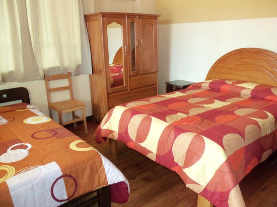 Hostal Wara Wara: Double room