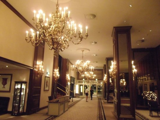 InterContinental Wien: lobby