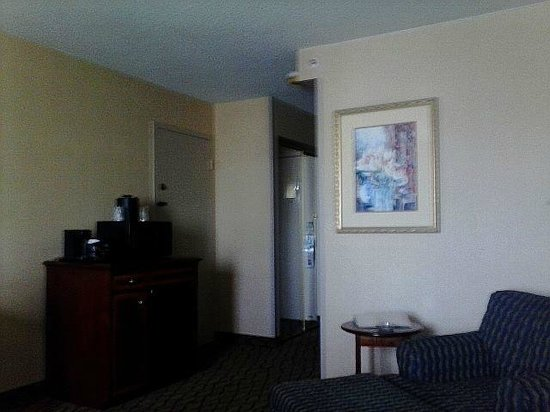 Holiday Inn Chicago Elk Grove: Room
