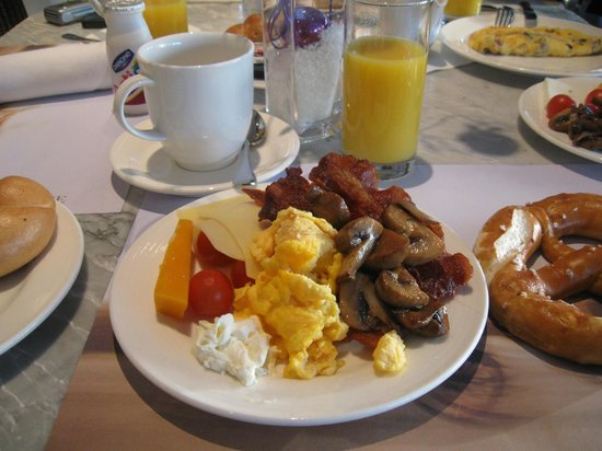 InterContinental Wien: Breakfast