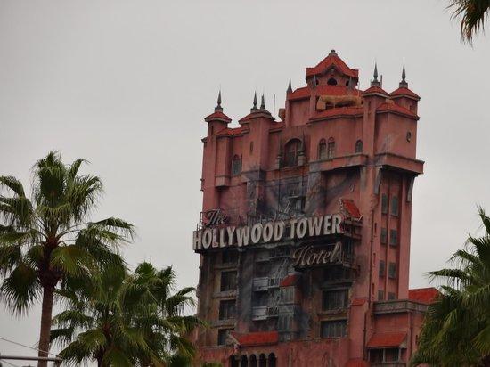 Disney S Hollywood Studios The Tower Hotel