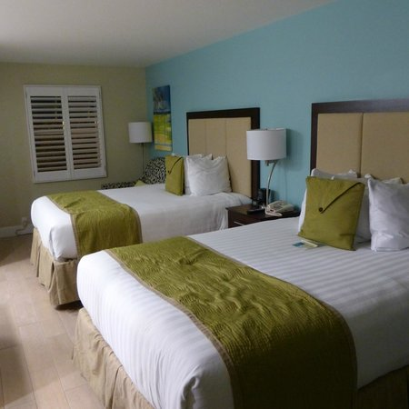 Silver Palms Inn: Lovely Double Room