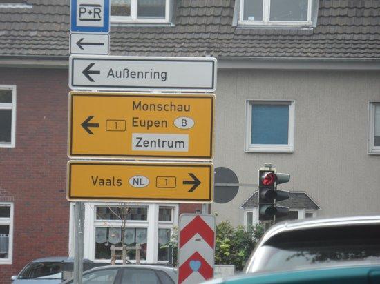 Drielandenpunt: Simply, the three land point :)