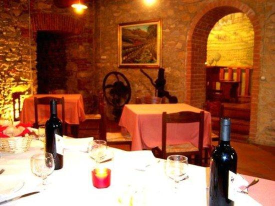 Montevecchia, Italie: Interno struttura
