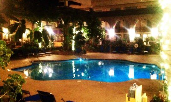 Sheraton Atlanta Hotel: Pool area