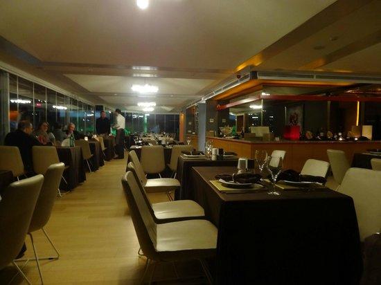 Hotel Sultania: Restaurant