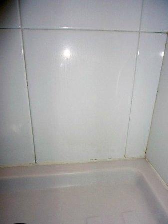 Novotel Milan Nord Ca Granda: il bagno poco pulito