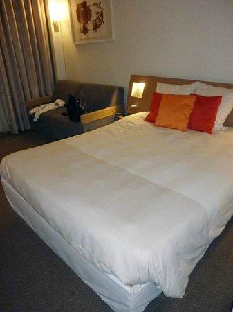 Novotel Milan Nord Ca Granda: il letto