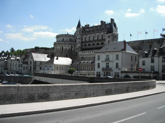 Hotel Le Blason: Royal Mansion in Amboise