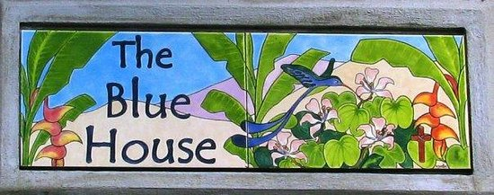 The Blue House Boutique Bed & Breakfast: Come relax and enjoy the Real Jamaica in an intimate, luxury setting.