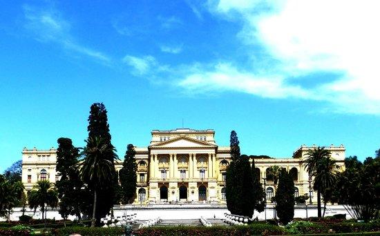 Museo Paulista (Museo de Ipiranga)