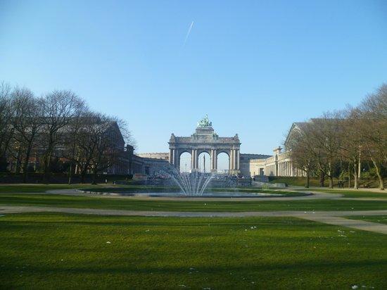 Parc du Cinquantenaire: Park