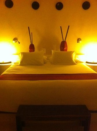 Mezzanine Colibri Boutique Hotel: The room on my second visit!