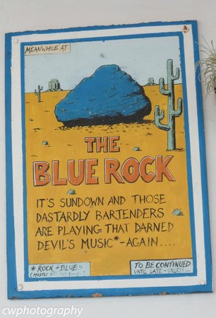 Blue Rock: Bring it on!