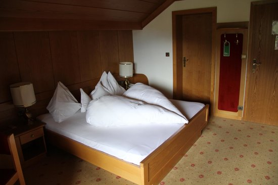 Hotel Weihrerhof: camera