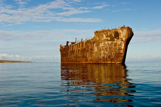 Lanai Shipwreck Picture Of Lanai Hawaii Tripadvisor