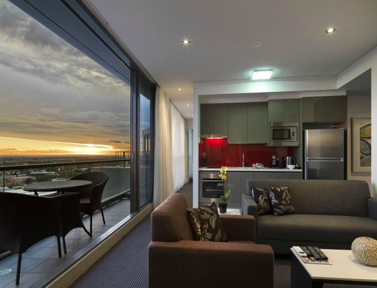 Meriton Serviced Apartments Campbell Street: Altitude Suite with 1 Bedroom
