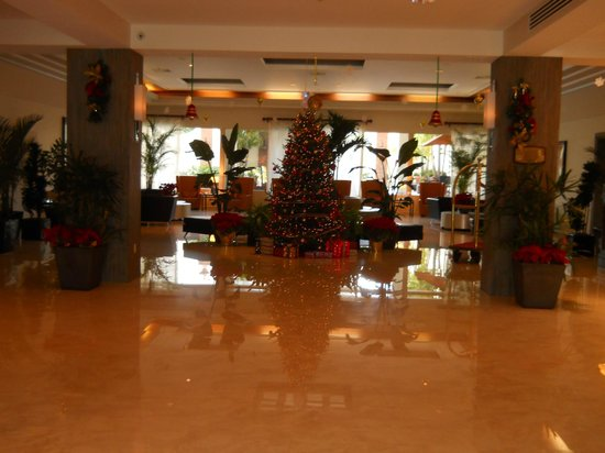 Holiday Inn Port of Miami Downtown: Beautiful Lobby