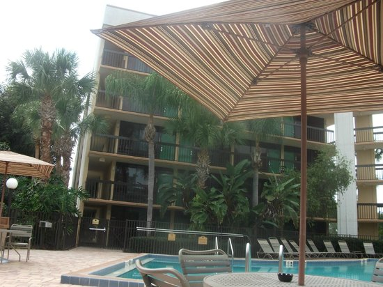 Clarion Inn Lake Buena Vista: hotel
