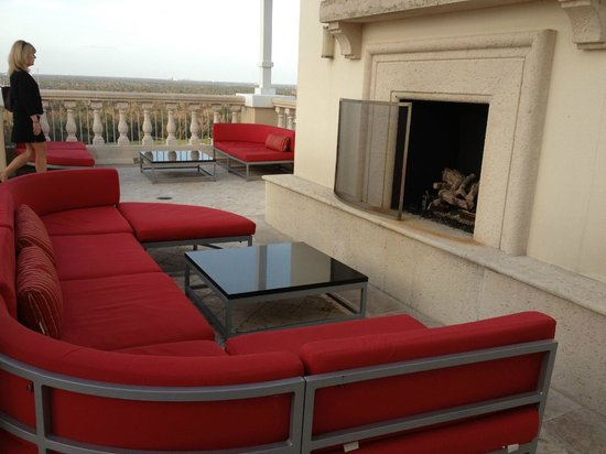 Reunion Resort of Orlando: Rooftop Lounge