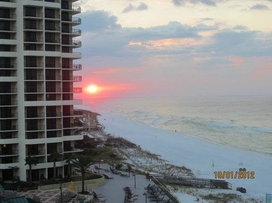 Hilton Sandestin Beach, Golf Resort & Spa: Sunrise