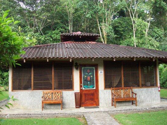 Casa Corcovado Jungle Lodge: Bungalow