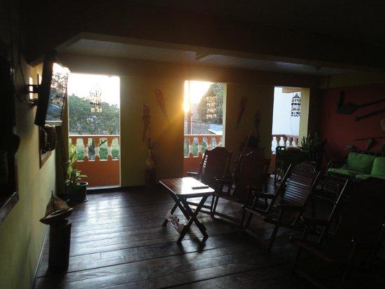 Hotel Divino Nino : Sala de descanso (segundo piso)